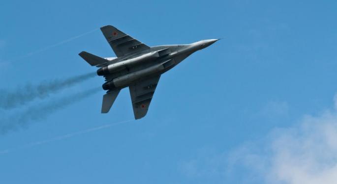 A Pair Of Aerospace ETFs Could Like Warren Buffett's Precision Castparts Buy