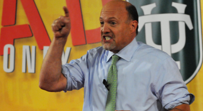 Why Navigator Holdings Is Trading Higher On Wednesday Hint: It's Jim Cramer