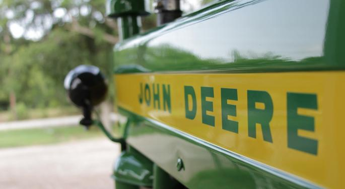 Why You Should Consider Buying The Dip In Deere