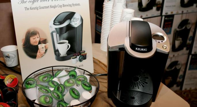 Keurig Green Mountain's Growth Targets Might Be Worth Questioning