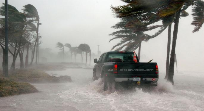 Auto Sales Slow In October Despite Hurricane Boost