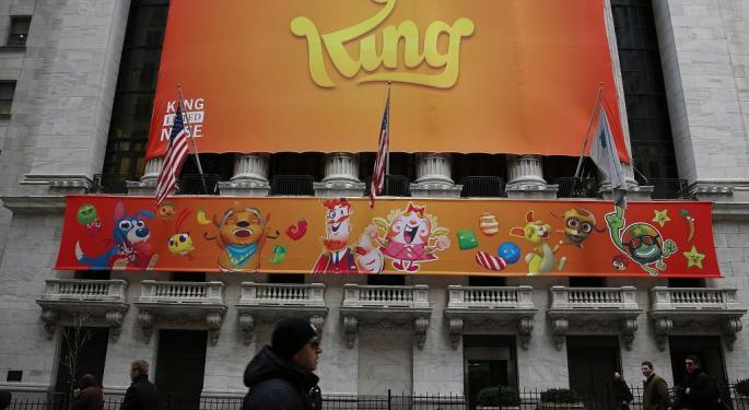 Were King's Q2 Results A Repeat Of Zynga?
