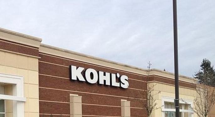 JPMorgan On Kohl's Upgrade: 'Rare Large Cap Value Idea'