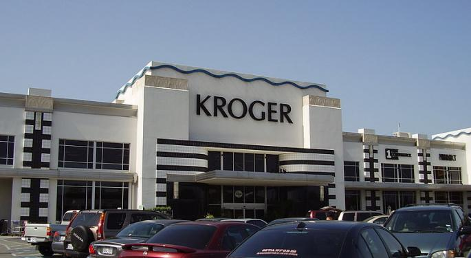 Kroger: Intriguing Play Ahead Of Third-Quarter Report