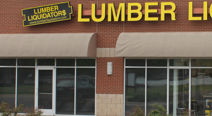 Lumber Liquidators Call On Formaldehyde Emissions: A Play-By-Play Recap