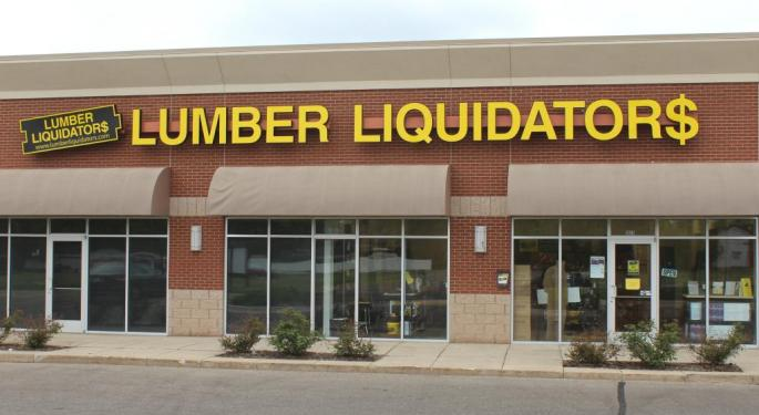 Whitney Tilson Publishes Latest Reasons For His Lumber Liquidators Short Position
