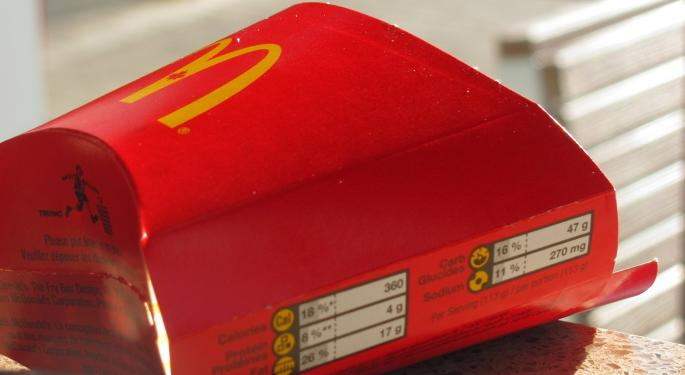 McDonald's Has Raised Its Dividend Every Year Since 1976