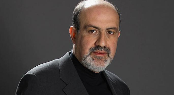 Nassim Taleb In Rare Interview: 'Controlling Variability Has Never Been A Good Idea, In Any Domain'