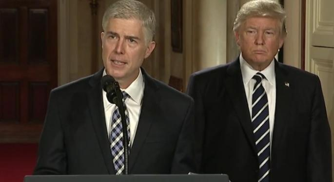 What Is The 'Nuclear Option' Trump Is Threatening Over His Supreme Court Pick?