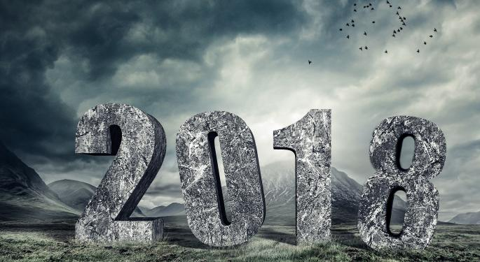 New Year Predictions: Bitcoin Drops, Ripple Rises, Retail Takeovers, And The Trillion-Dollar Market Cap