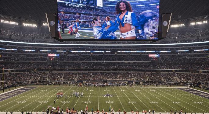 NFL Demand Still Up Despite Disastrous Start To The Season