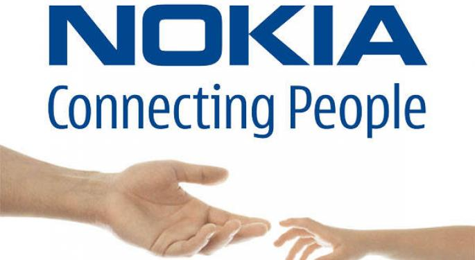 Nokia May Be at the 'Last Chance Saloon'