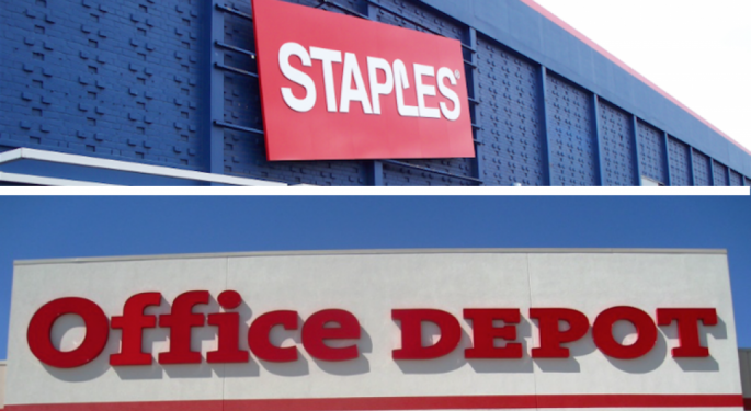 Jefferies: We Still Think Staples-Office Depot Deal Gets FTC Approval