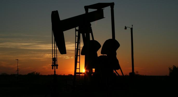EIA's Inventories Data Sends Oil Higher