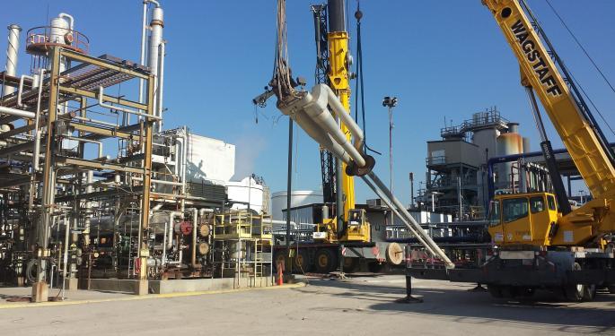 OPEC Cuts Aren't Cutting It