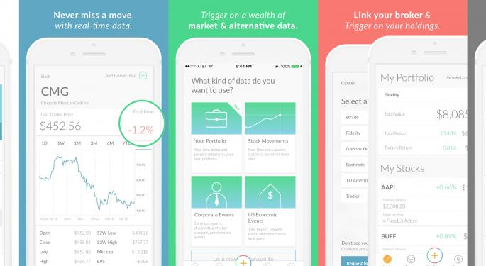 Exclusive: Trigger Finance Launches In-App Trading Features
