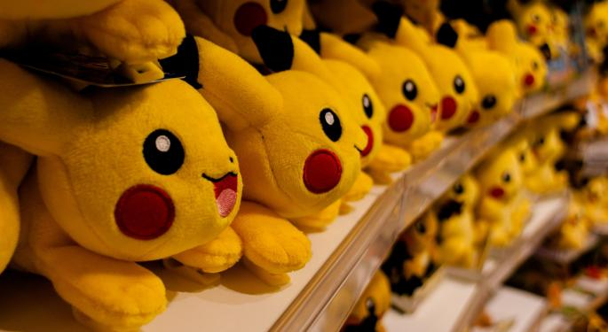 Facebook, Twitter Investors Can Breathe A Sigh Of Relief As Data Shows Pokémon Go Usage May Have Peaked