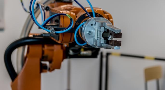 What's Powering This Robotics ETF