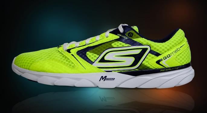 Skechers' New Product Cycle Earns An Upgrade