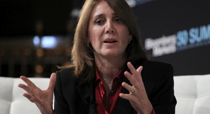 What The Street Is Expecting From Ruth Porat As Google's New CFO