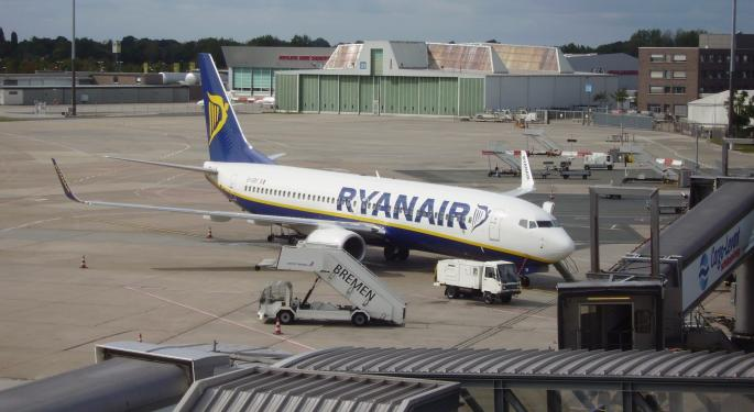 Ryanair CEO: Weak Demand In 2014, 'Remarkably Strong' 2015 In Europe