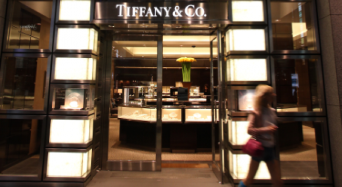 Tiffany 3Q Results Disappoint