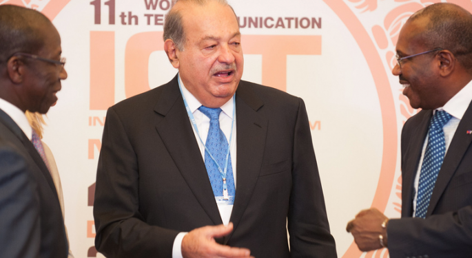 Carlos Slim Raises Stake In The New York Times To 16.8%