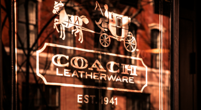 Coach: A Poorly-Performing Business And Stock