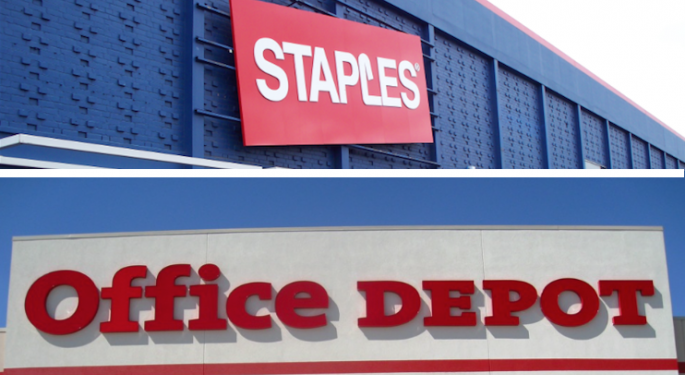 Is Options Activity A Magic 8-Ball? Looking To The Staples-Office Depot Merger For Answers