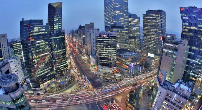 What's Google Doing In Seoul, South Korea?