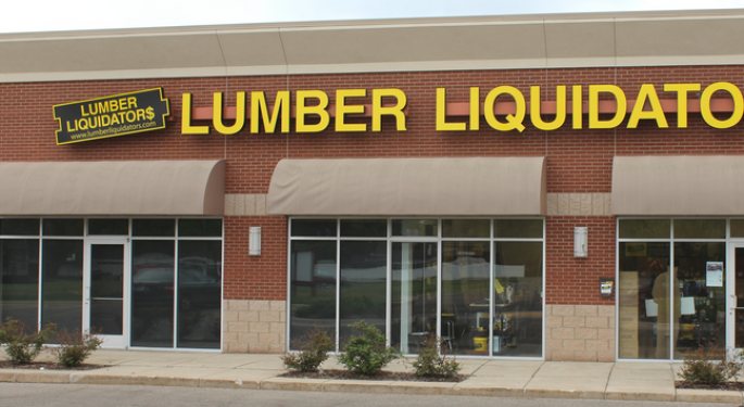 Whitney Tilson At It Again, Calls Lumber Liquidators 'Evil'