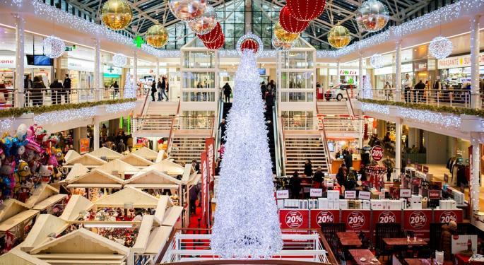 Holiday Shopping Data Lifts Leveraged Retail ETF