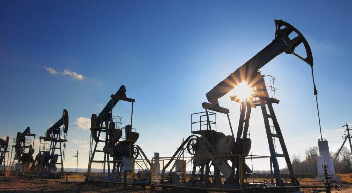 Brent Moves Following Crimean Vote
