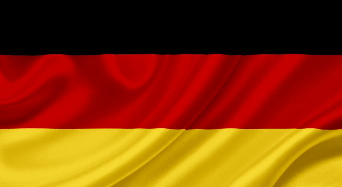 Germany Could Lead Eurozone Out Of Recession