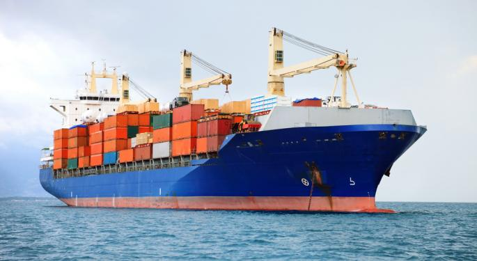 Shipping ETF Sails Higher as Baltic Dry Index Rebounds