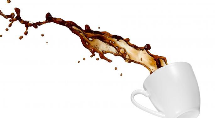 Green Mountain Coffee Roasters Flying High Again!
