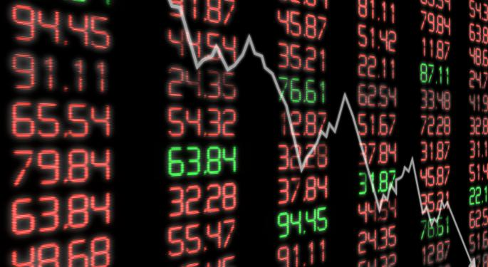 Mid-Morning Market Update: Markets Mixed; Coca-Cola Posts Decline In Profit