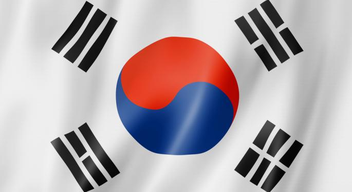 South Korea ETFs Soaring Despite Looming VWO Sales