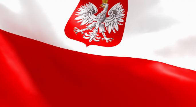 Poland ETFs Mixed Despite Slack GDP Outlook