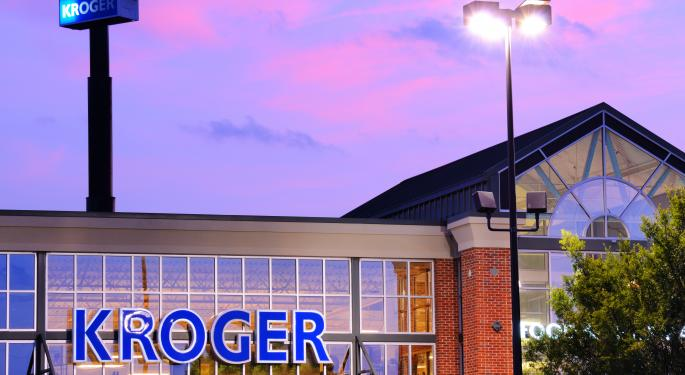 Kroger Earnings Beat Estimates As Company Raises Guidance, Shares Tepid KR