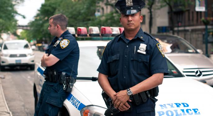 Are You Ready For Cops With Wearable Cameras?