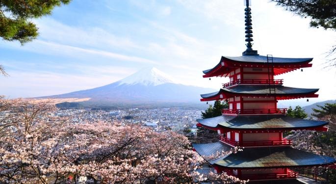Japan Hedged ETF Gets Another Supporter