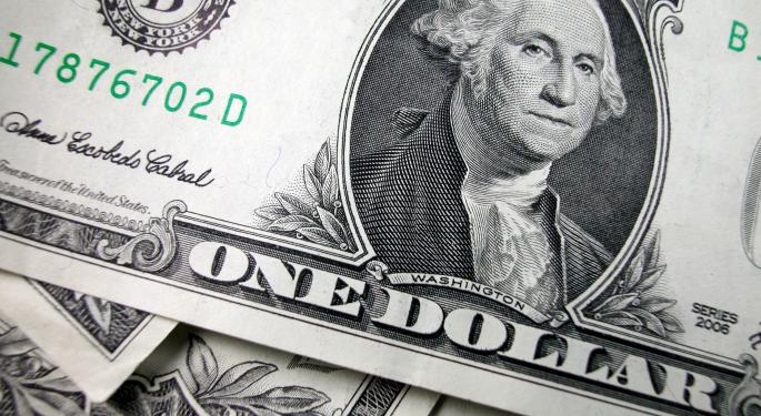 Dollar Revived After Taper Confirmation and GDP