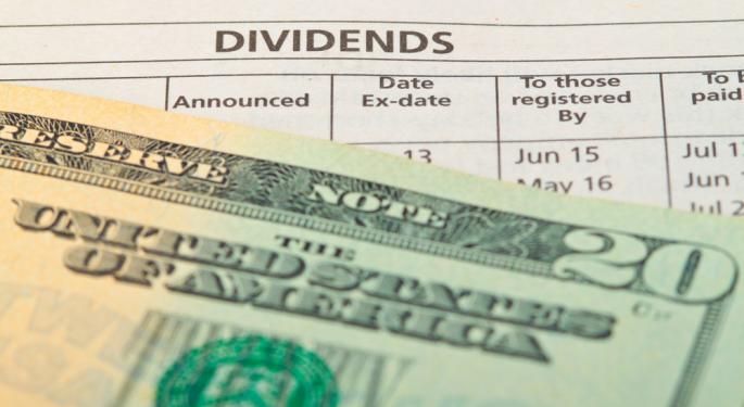 S&P Bullish on Select Dividend ETFs