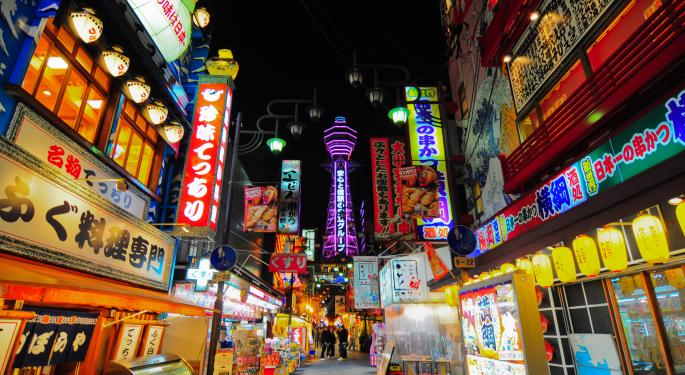 Japan: The Next Casino Gaming Frontier?