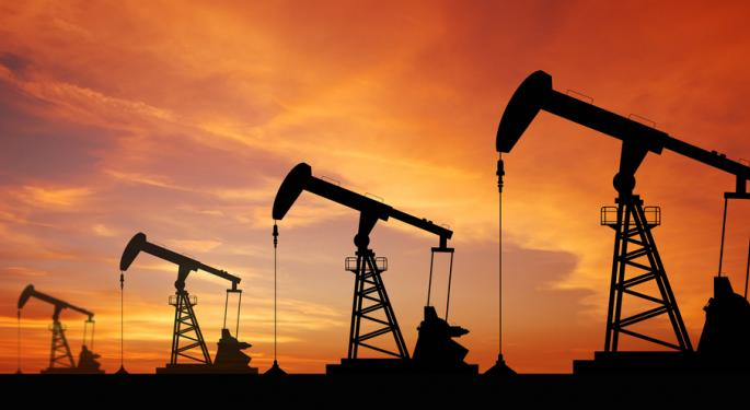 Brent Rises as Syrian Civil War Threatens to Spread