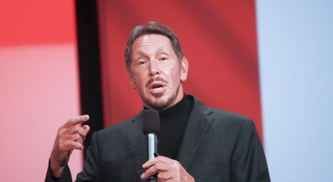 Oracle Climbs After Q2 Earnings