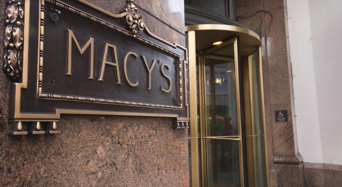 Macy's Will Ramp Up Marketing To Counter Slow Sales M