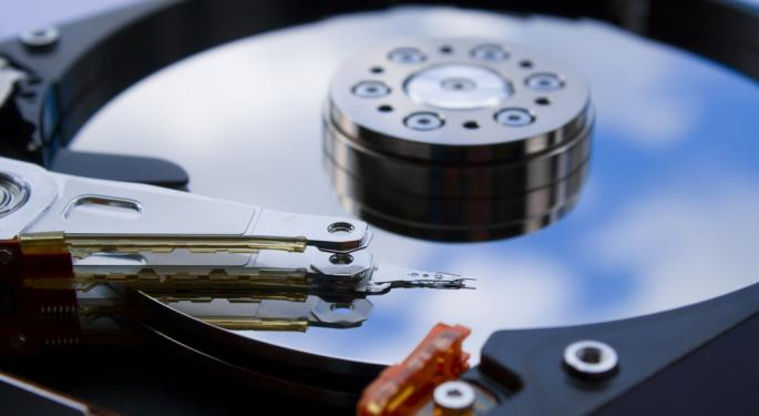 Seagate Boosts Revenue Guidance