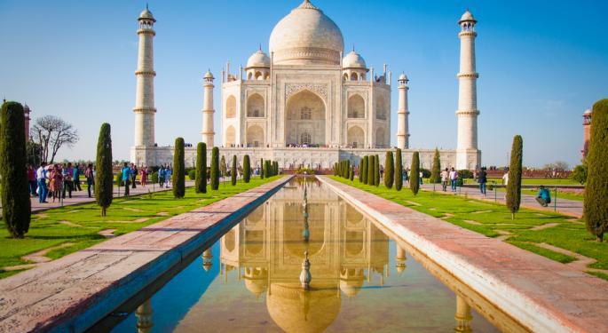India ETFs Plunge on Higher Budget News
